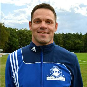 Co-Trainer Dirk Siemann Erste Mannschaft Viktoria Rietberg 2014-2015_klein