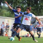 Daniel Burger gegen Arminia Bielefeld - Erste Mannschaft