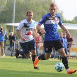 Dennis Grübel gegen Arminia Bielefeld - Erste Mannschaft