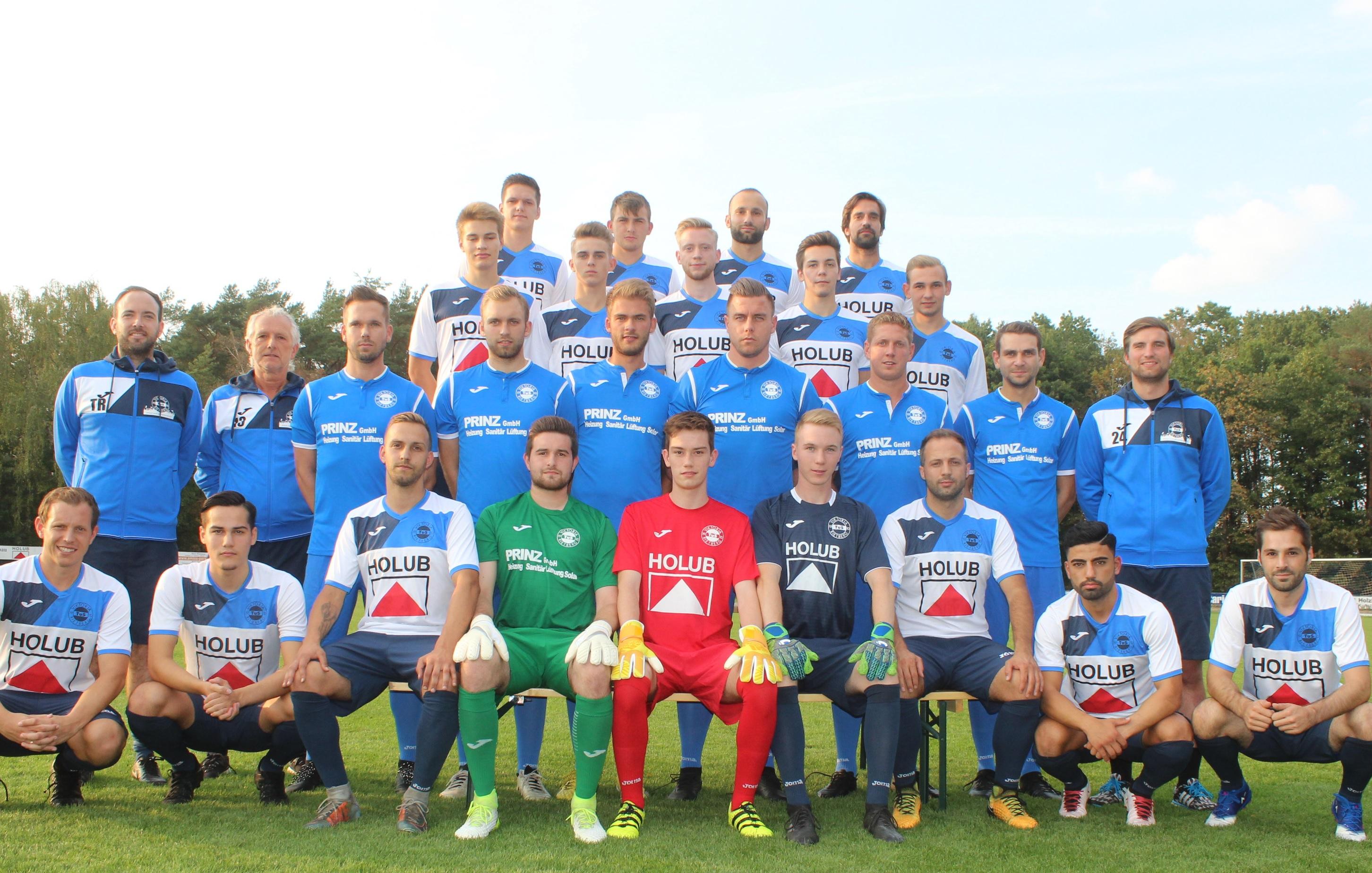 Erste Mannschaft Viktoria Rietberg 2017-2018_2