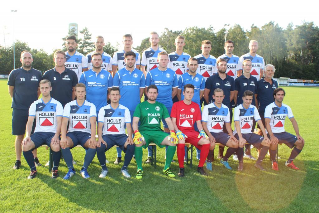 Erste Mannschaft Viktoria Rietberg Saison 2019-2020