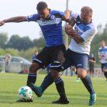 Fitim Syla gegen Arminia Bielefeld - Erste Mannschaft