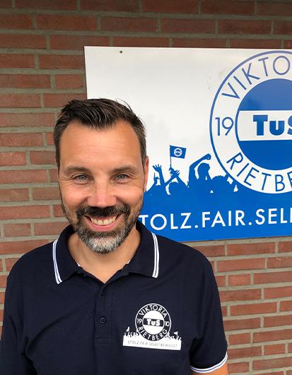 Julian Vertkersting – Vorstandsmitglied