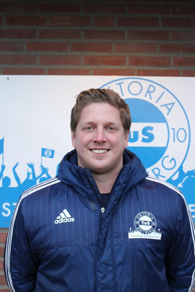 Max Heinrich –  Team Manager Jugend