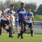 Max Leuschner gegen Arminia Bielefeld - Erste Mannschaft