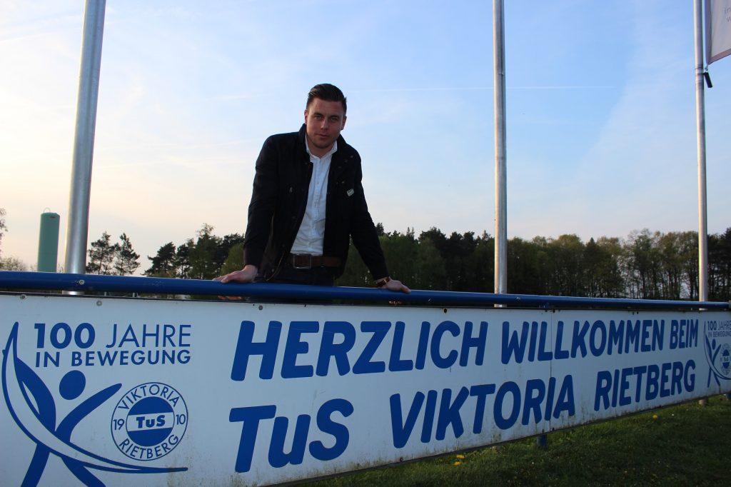 Neuzugang Viktoria Rietberg - Marc Birkenhake(2)