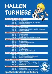 Programm Sparkassen-Cup 2018-2019