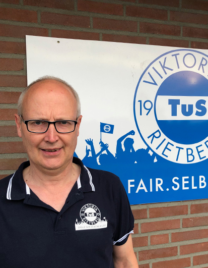 Ralf Peterhanwahr – Fußball Obmann