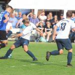 Simon Strathpff gegen Arminia Bielefeld - Erste Mannschaft